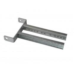 Support bobine réglable 200mm pour timon en 60