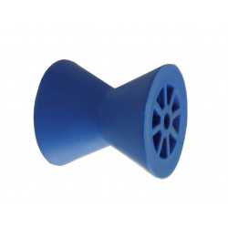 Bobine de treuil GM longueur 91 mm Alésage diamètre 14 mm bleue