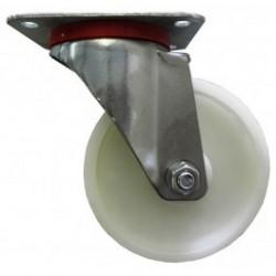Roulette pivotante d150 sans frein pour bers 2T