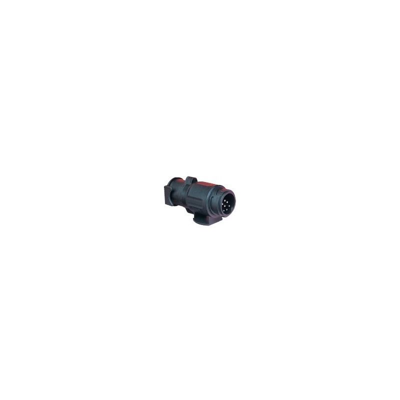 adaptateur 13 7 broches cbs remorques. Black Bedroom Furniture Sets. Home Design Ideas