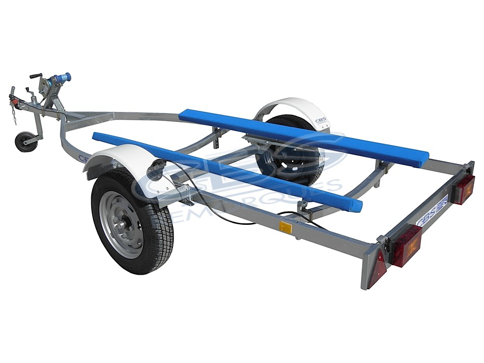 JET SKI SADDLE TRAILERS