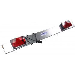 Plaque feux avec faisceau direct 4.60 m pour CBS T3 - Nouveau modèle