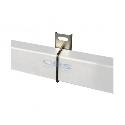 Support arrimage PM pour tube 60*30