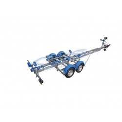 Boat trailer CBS T28ML