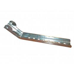 Ferrures pour butée d'étrave P0220 (la paire) 330 mm